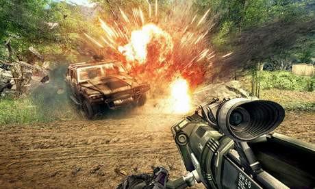 Crysis Warhead geliyor !!!