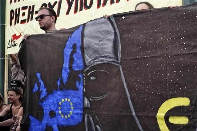 Çipras'a destek için yürüdüler