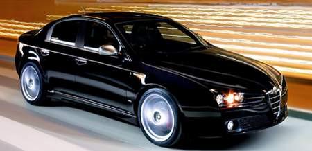 En ekonomik Alfa Romeo, 159 1.8 MPI