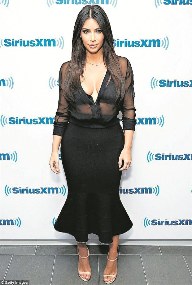 Kardashian'ın veliahtı