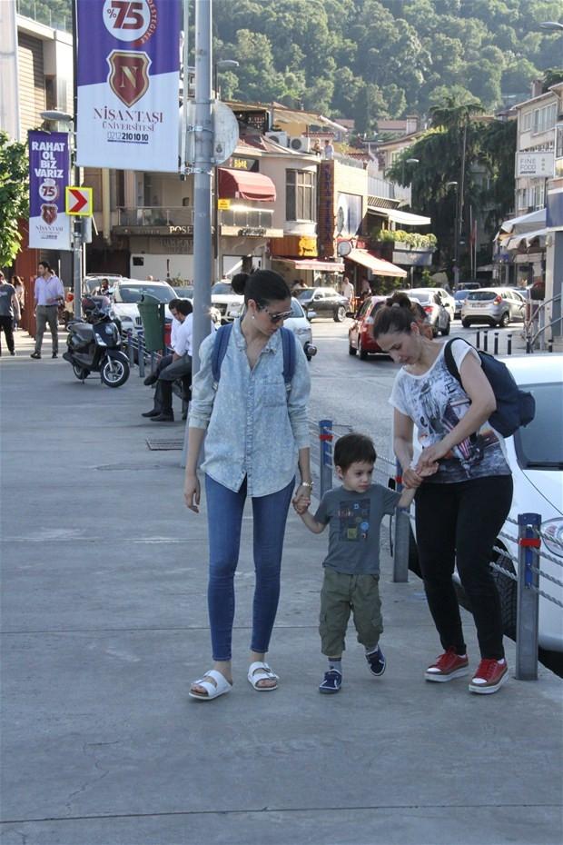 Kemal'in yaramazlıkları annesini kızdırdı!