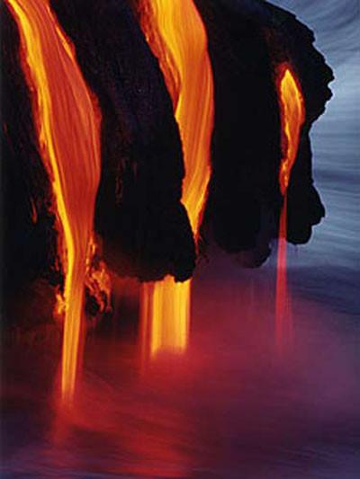 Ateşin büyüleyici dansı