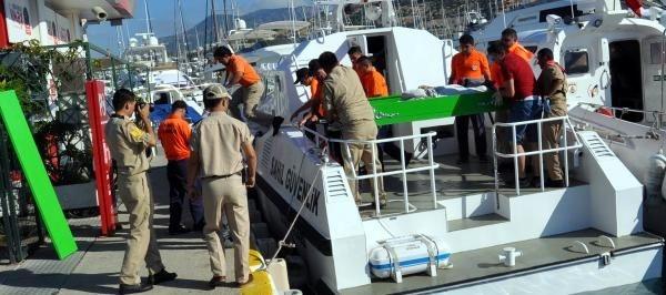 Bodrum'da tekne faciası: 6 ölü
