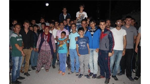 Suriyeli nöbeti tuttular