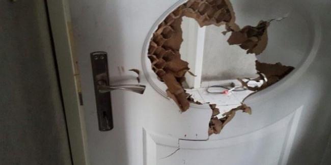 Yalova'da Kürt işçilerin evini bastılar