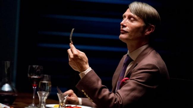 Hannibal dizisi yayından kaldırıldı