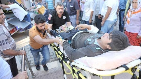 IŞİD gece yarısı Kobani'ye sızdı