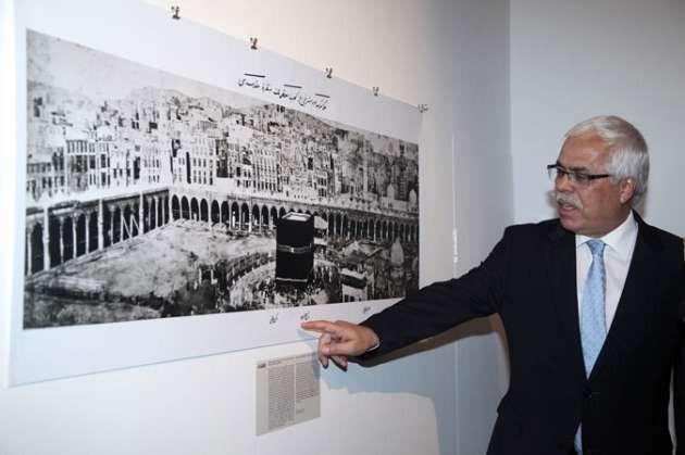Kabe'nin 100 yıllık fotoğrafları