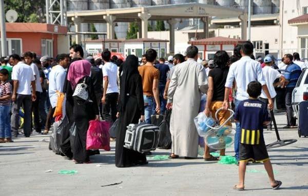 İl il Türkiye'de Suriyeli sayısı