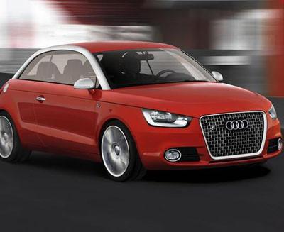 İşte yeni Audi A1