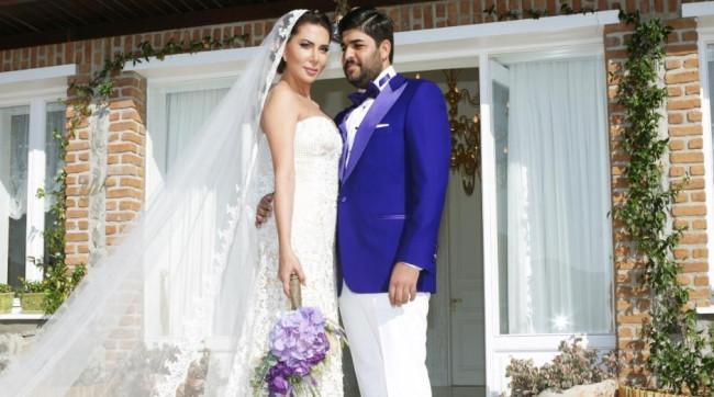 Ebru Yaşar'a eşinden 500 bin TL'lik düğün hediye