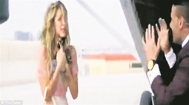 Paris Hilton'a çığlık attıran şaka