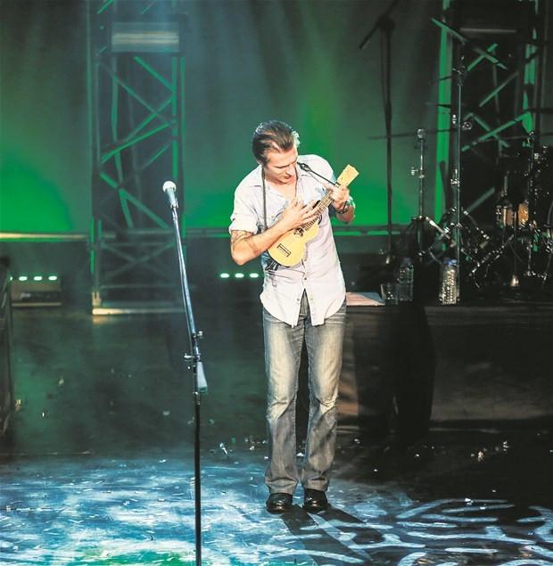 Teoman'dan muhteşem konser !