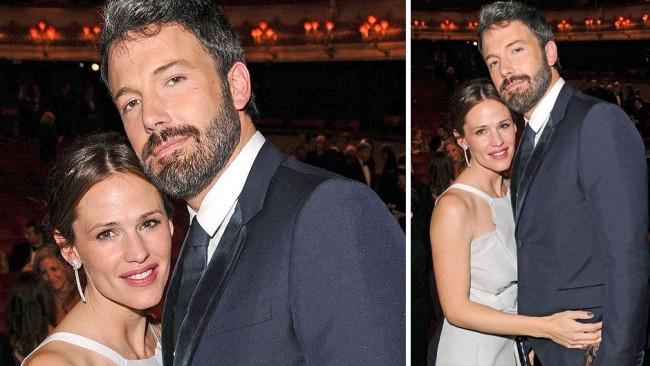 Ben Affleck ve Jennifer Garner boşanıyor