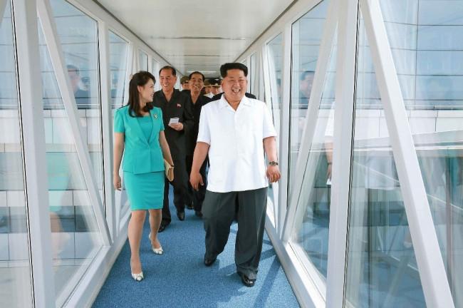 Kim Jong Un'un beğenmediği havalimanı