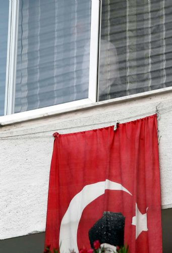 Tuncay Özkanın evi