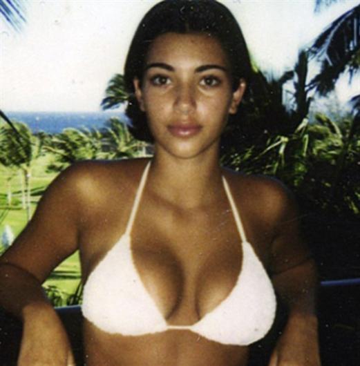 Kim Kardashian botoks iddialarına yanıt verdi