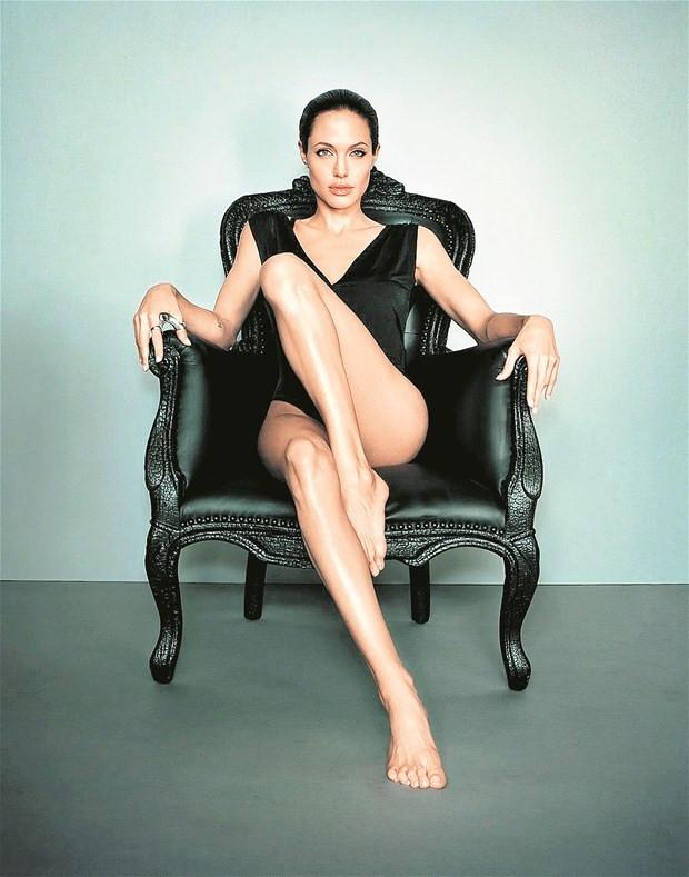 Tehlikeli Çariçe rolü Angelina Jolie'nin