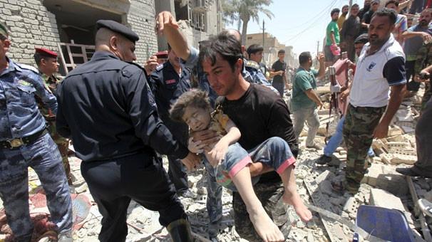 Irak ordusundan büyük hata