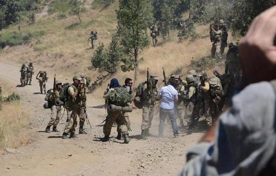 Asker HDP'li vekile silah mı doğrulttu?