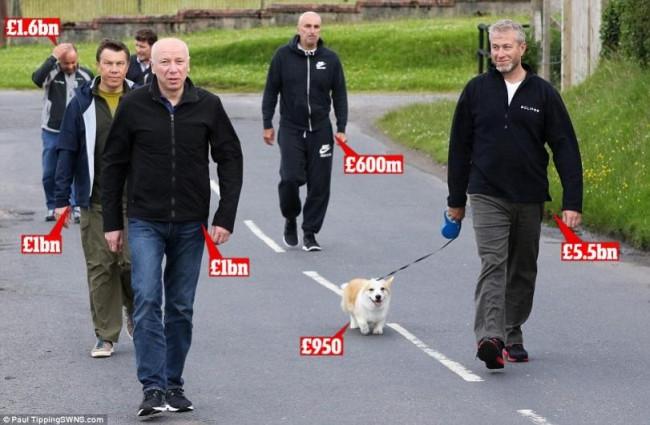 15 milyar dolarlık yürüyüş