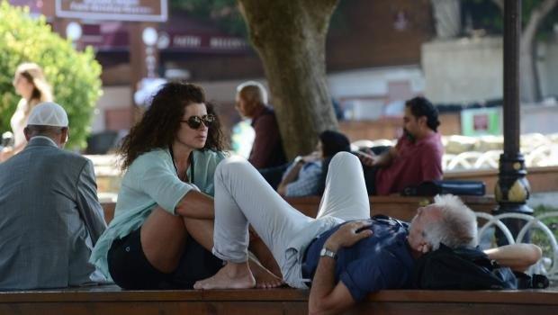 İstanbul'da nem oranı yüzde 70'e ulaştı