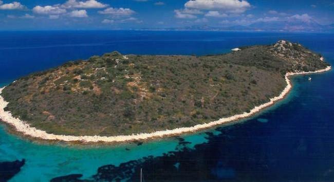 Satılık Yunan adaları