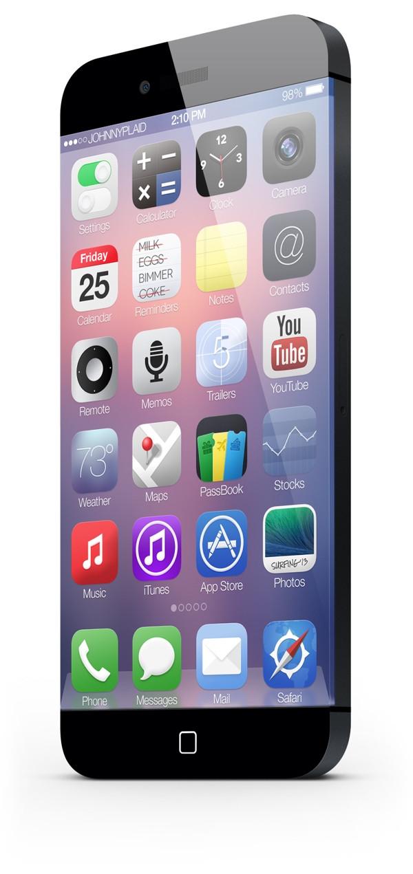 İphone 6S için konsep tasarımlar