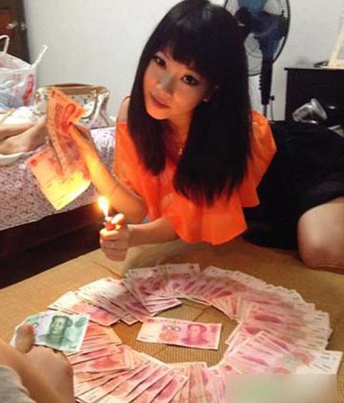 Bunlar da Çin'in 'zengin' çocukları