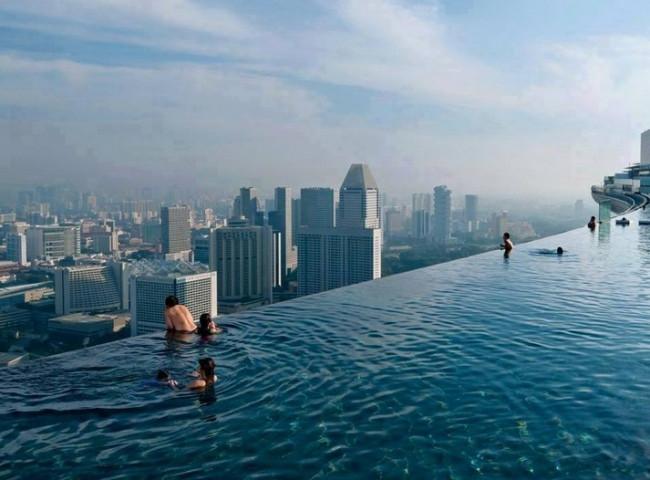 Ölmeden önce yüzülecek 9 havuz