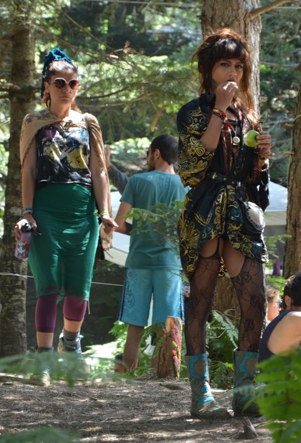 'Dijital çağın hippileri' Uludağda festivalde