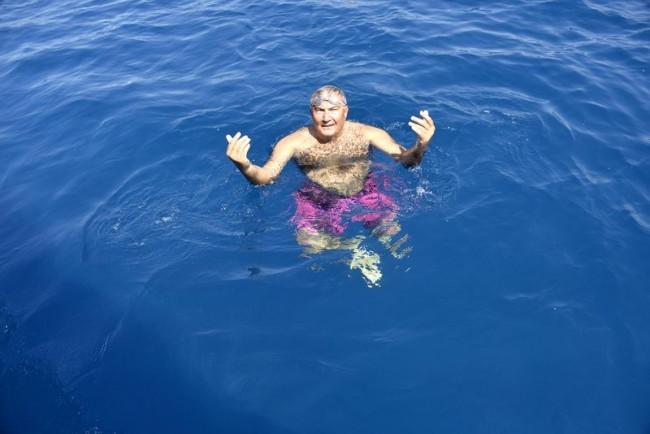Baykal soruları denizden yanıtladı
