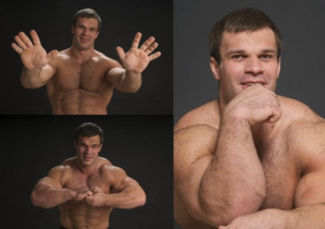 O'na gerçek Hulk diyorlar çünkü