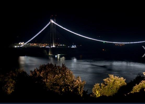 Yavuz Sultan Selim köprüsü bir harika