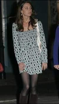 Kate Middleton güzelliğiyle büyülüyor