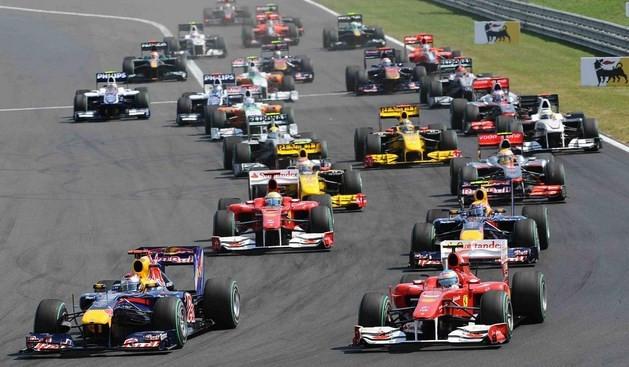 Formula-1 pilotları bir yarışta kaç kilo veriyor
