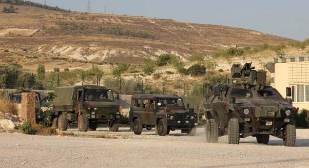 Bordo-Bereliler Özel Güvenlik Bölgesi'nde