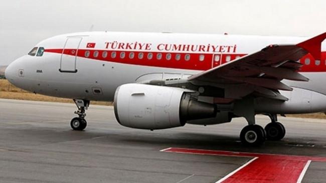 ANA uçağı özel amaç için kullanılamaz