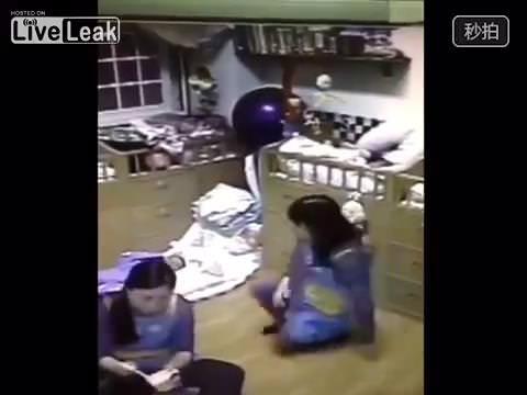 Bakıcı bebeği boğarak öldürdü