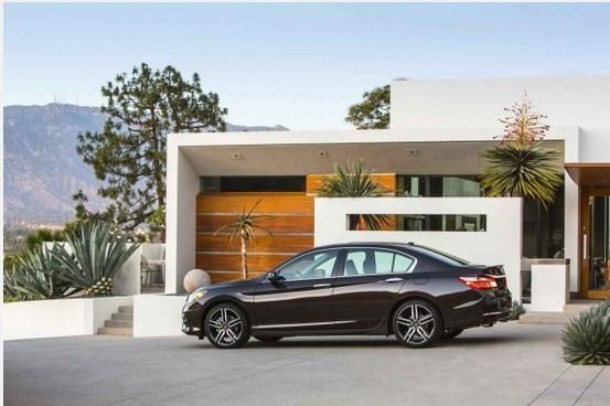 2016 Honda Accord Sedan özellikleri ve tasarımı büyülüyor