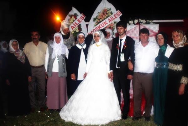 Bodrum'da aşiret düğünü