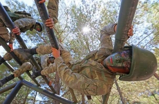 Dünyanın en zorlu askeri eğitimi