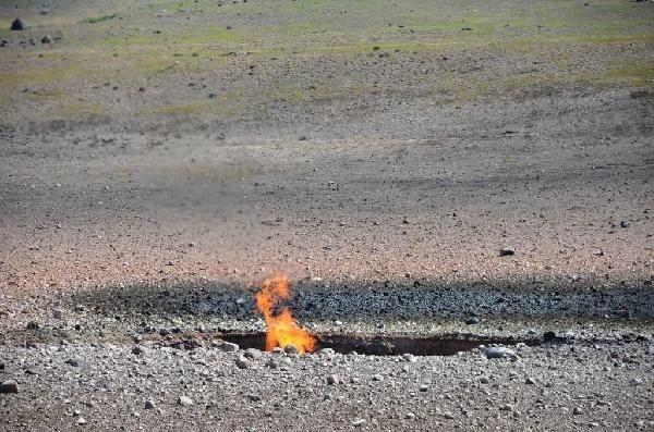PKK, Ağrı'da İran dogalgaz hattını havaya uçurdu