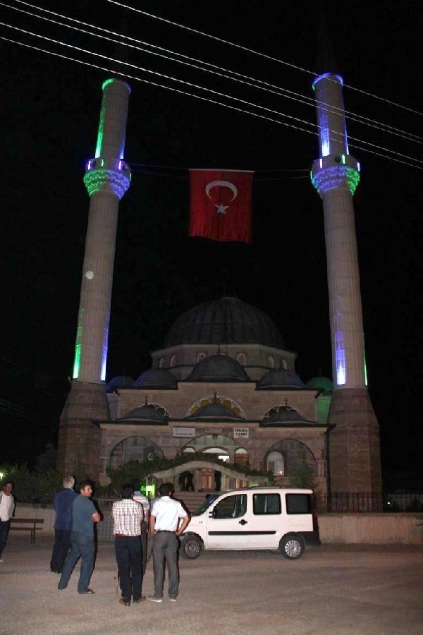 Şehit Binbaşı Arslan Kulaksız'a hüzünlü tören