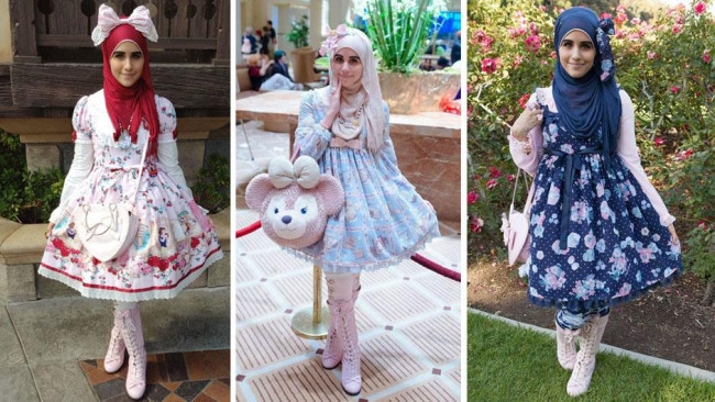 Noor ve Alyssa yeni bir moda akımına öncülük ediyor