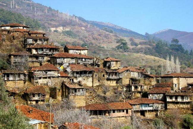 Türkiye'nin hayalet köyü Lübbey