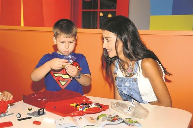 Türkiye'nin ilk Legoland Discovery Centre'ı
