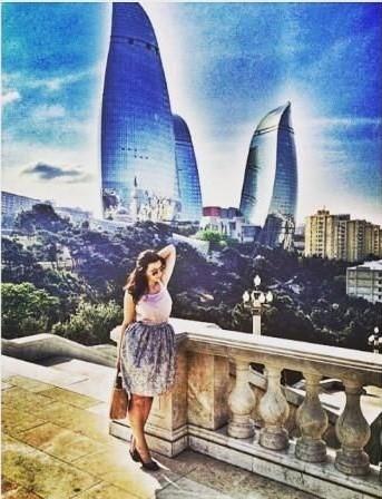 Azerbaycan zenginleri sosyal medyada ön planda