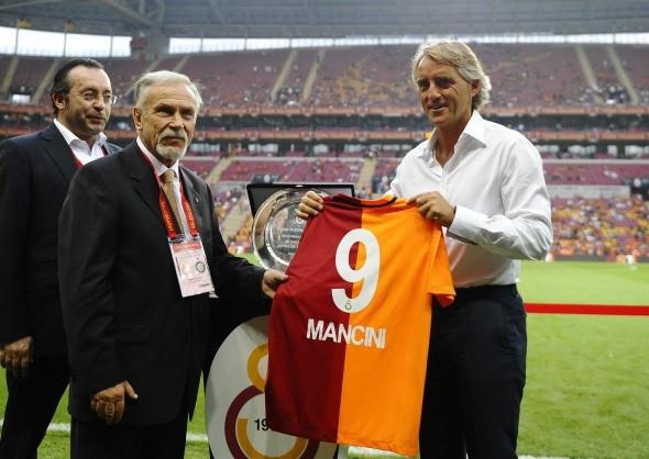 Galatasaray-İnter maçında kareler