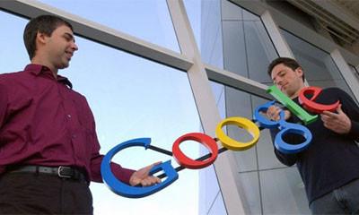 Googledan zaman çizelgesi